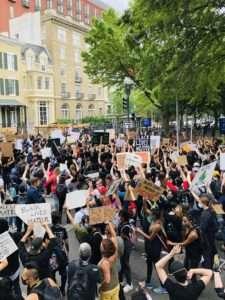 Black Lives Matter, DC