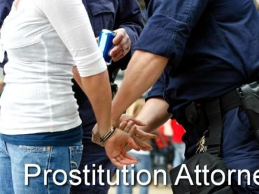 Prostitution Attorney