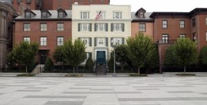 The Blair House near Bruckehim & Patel In Washington DC