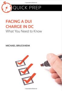 Facing a DUI charge in Washington DC